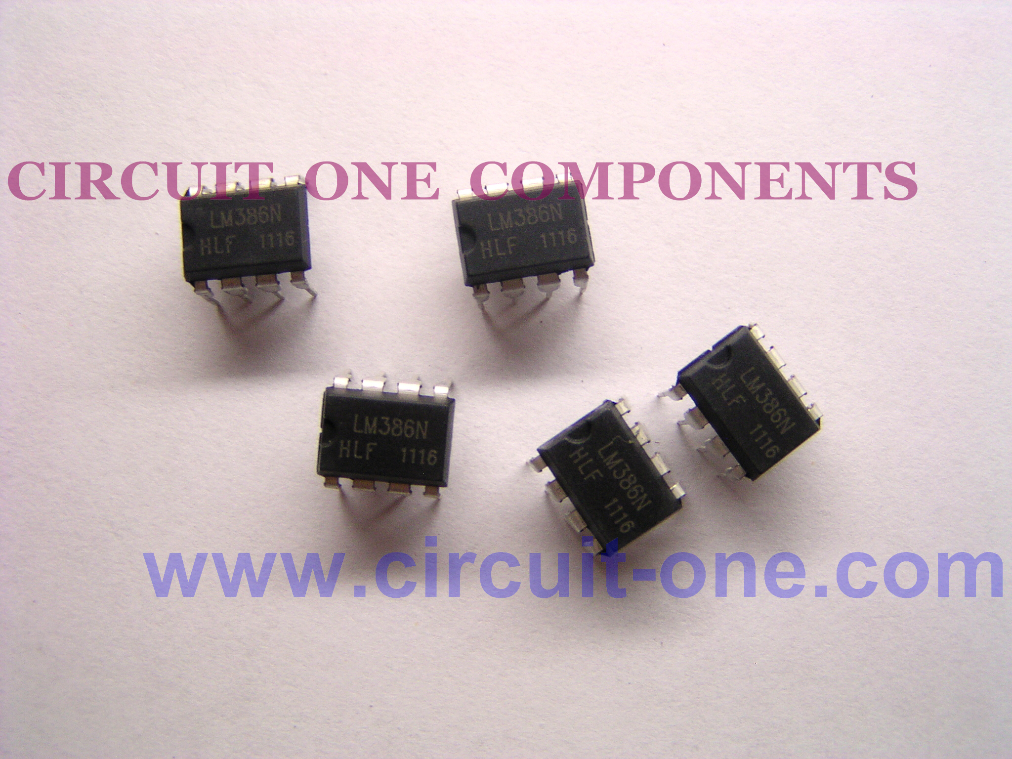 Lm324 Audio Amplifier Circuit